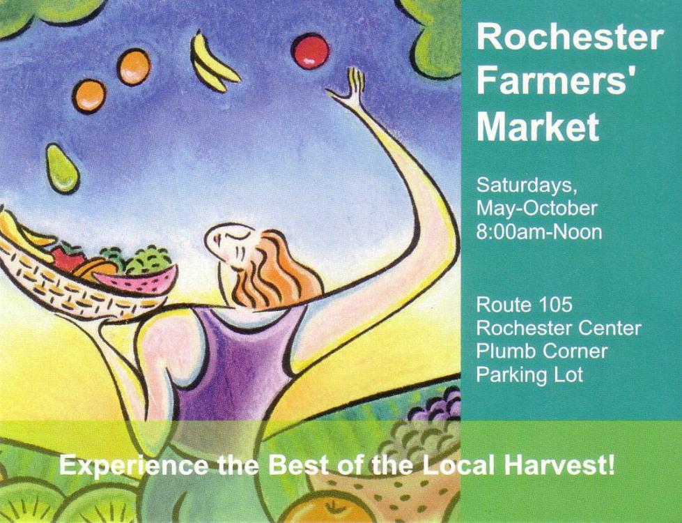 Farmers Market Flier