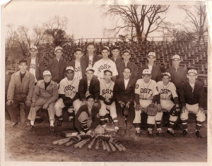 New Bedford American Legion team, ca. 1955