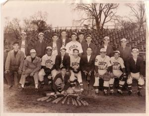 New Bedford American Legion team, ca. 1955