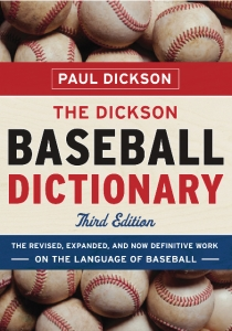 Dickson Baseball Dictionary 3rd Ed.